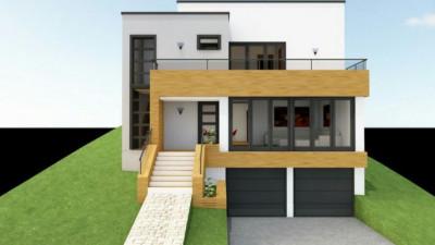 Vanzare Casa individuala 4 camere 180 mp teren 475 mp zona Oasului!