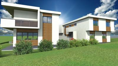 Vanzare Duplex 4 camere 128 mp teren 300 mp zona Muncii !