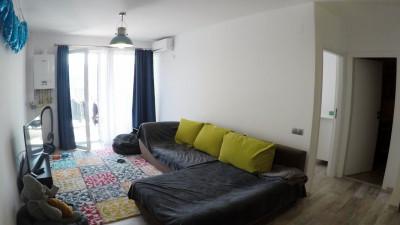 Vanzare Apartament 2 camere, 52 mp, Etaj Intermediar, zona Grand Hotel Italia