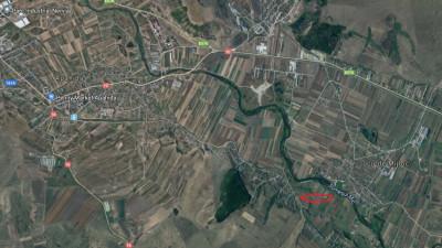 Teren Intravilan   1100 mp   Utilitati la strada   Apahida !
