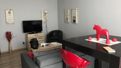 De Inchiriat Apartament 2 camere, 59 mp, Terasa 9 mp, zona NTT Data