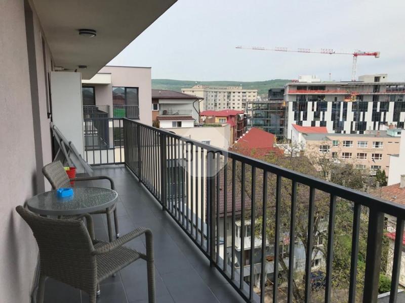 De Inchiriat Apartament 2 camere, 57 mp, Zona NTT Data