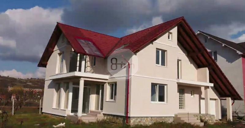 Vanzare Casa Individuala, 6 camere, 190 mp, 500 mp teren, PRET NEGOCIABIL!