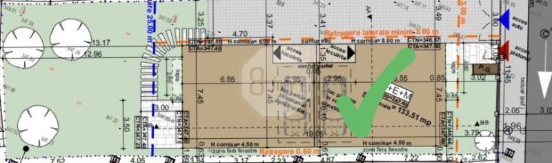 Casa Cuplata  |  142 mp utili  |  teren 150 mp  |  zona Autogarii !
