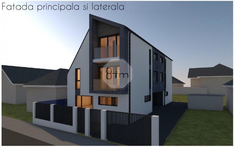 Casa Cuplata  |  142 mp utili  |  teren 290 mp  |  zona Autogarii !