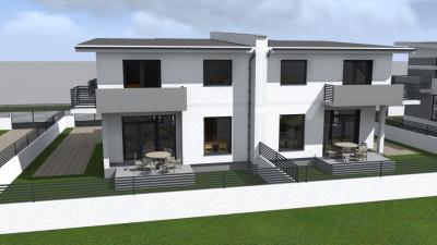 Vanzare Duplex 4 camere, 125 mp, teren 265 mp, zona Dedeman