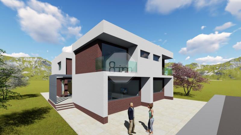 Casa Cuplata | 157 mp utili | teren 370 mp | Locatie avantajoasa si Retrasa !