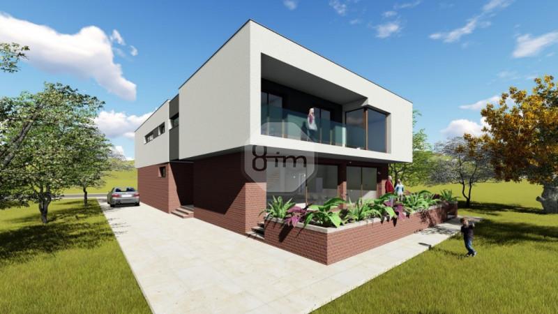 Casa Cuplata | 157 mp utili | teren 450 mp | Locatie avantajoasa si Retrasa !
