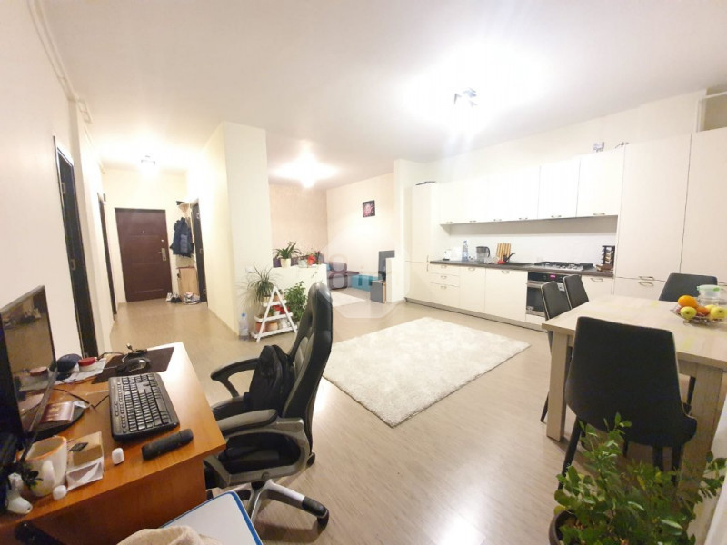 2 Camere,Lux, Totul Nou, 60 mp, Parcare, terasa, Zona Iulius Mall