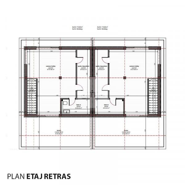 Casa Cuplata | 229 mp utili | 400 mp teren | Zona Str. Eugen Ionesco !