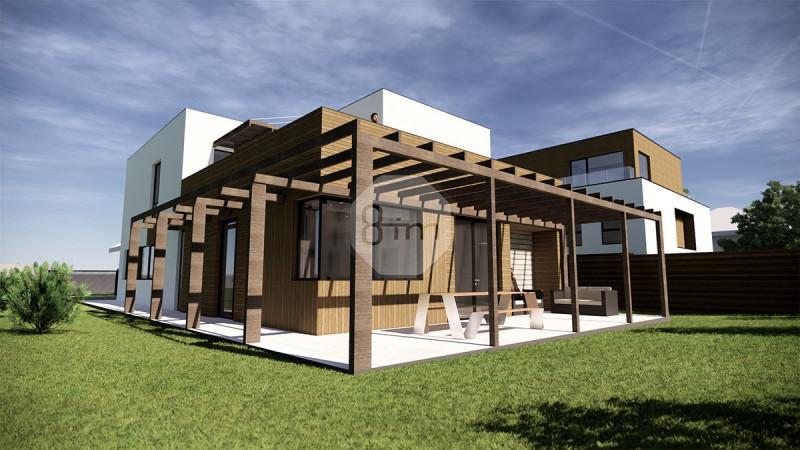 Casa Individuala | 220 mp utili | 415 mp teren | Zona Str. Eugen Ionesco!
