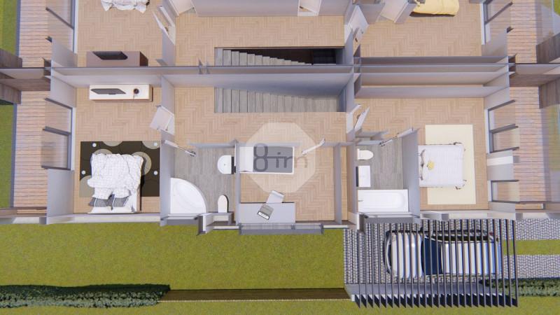 Vanzare Duplex, 140 mp, 275 mp teren, Zona Str. Eugen Ionesco!