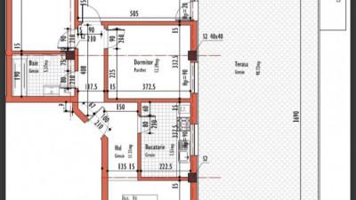 Vanzare Apartament 4 Camere, Decomandat, Zona Str. Corneliu Coposu!
