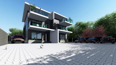 Vanzare Duplex 5 Camere, 180 mp, 150 mp Teren, Zona Grand Hotel Italia !