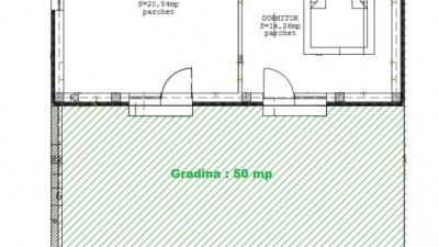 Vanzare Apartament,2 Camere, Decomandat,53 mp, Zona Romulus Ladea !
