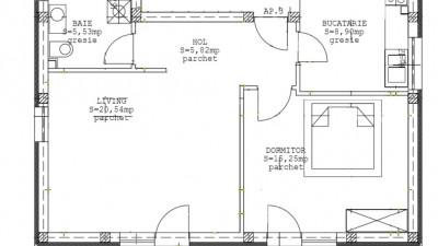 Vanzare Apartament in Vila, 2 Camere, Decomandat, Zona Romulus Ladea !