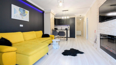 Apartament 2 Camere, Semidecomandat, 55 mp, Zona Baza Sportiva Gheorgheni !