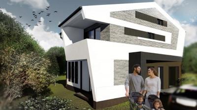 Casa Cuplata   137 mp utili   Gradina 250 mp   zona Buna Ziua - Macesului !