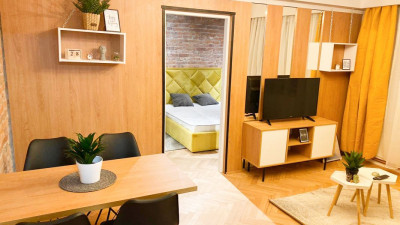Vanzare Apartament 2 Camere, Semidecomandat,42 mp, Zona Piata Mihai Viteazu !