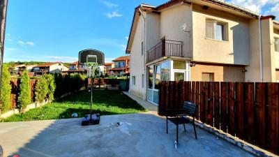 Duplex 105 mp utili | 400 mp Teren | Zona foarte linistita in Gilau !