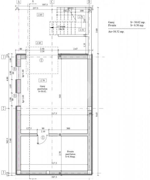 Casa Individuala | 166 mp utili | 700 mp teren | Zona Feleacu !