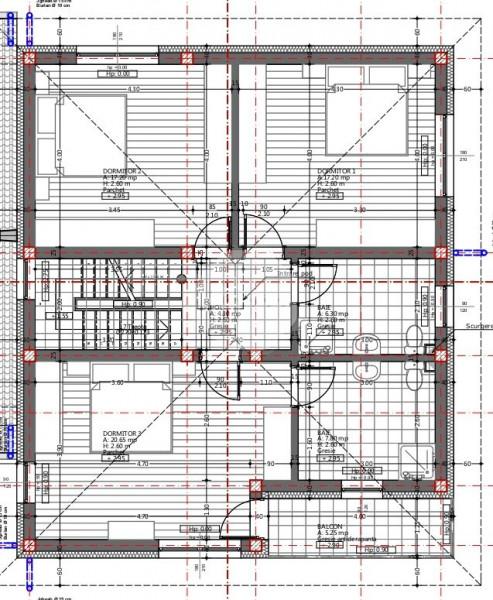 Casa Cuplata 4 camere | 170 mp utili | teren 500 mp | Locatie deosebita !