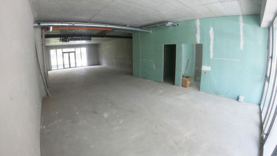 Spatiu Comercial, Open Space, Semifinisat,140 mp, Zona Strazii Paris!