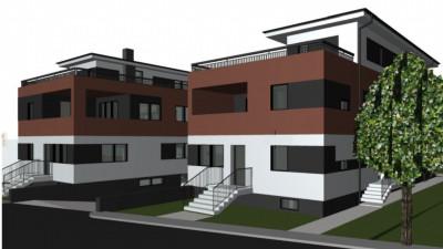 Apartament   Decomandat   4 Camere   119 mp utili   terase 81 mp   Zona Voronet