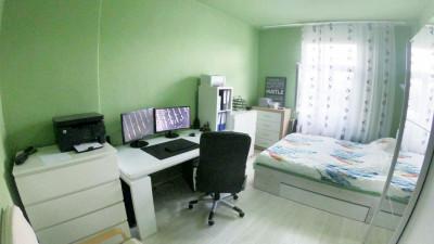 Vanzare Apartament   Semidecomandat   2 Camere   45 mp  Zona Dorobantilor !