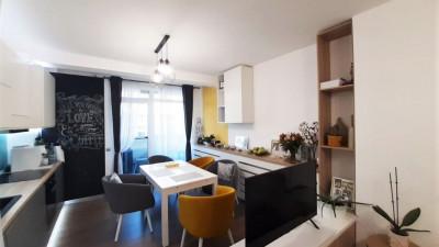 Apartament, Decomandat, 3 Camere, 63 mp, Zona Baza Sportiva Gheorgheni !
