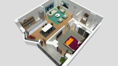 Vanzare Apartament, Semidecomandat, 2 Camere, 57 mp, Zona Calea Turzii !!