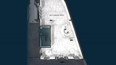 Vanzare Spatiu Comercial, Openspace, 103 mp, Zona Liceul Avram Iancu !