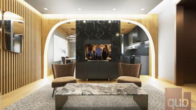Vanzare Apartament 2 Camere, Semidecomandat, 55 mp, Terasa 20 mp, Zona Pod Ira !