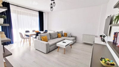 Vanzare Apartament 2 Camere, Semidecomandat, 58 mp, Zona Auchan Iris !