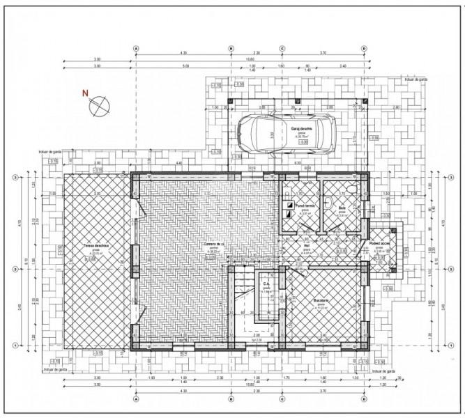 Vanzare Casa Individuala | 4 Camere | 3 Dormitoare | 135 mp | zona Feleacu !
