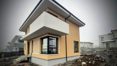 Casa individuala in zona noua Dezmir 4 camere, 125mp