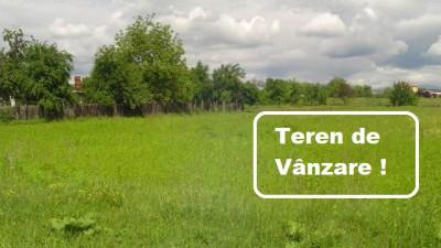 Teren 1402 mp, zona Garden Cafe, Chinteni !
