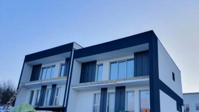 Casa Cuplata | 124 mp utili | 500 mp Teren | Strada Asfaltata Popesti / Baciu !