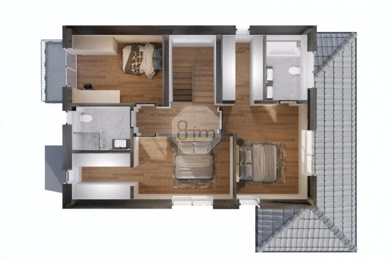 Casa Individuala | 5 Camere | 135 mp Utili | 570 mp teren, zona Popesti