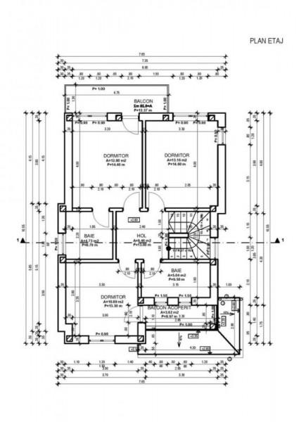 Vanzare Casa 123 mp utili, 546 mp teren, zona strazii Criseni Dezmir !