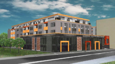 De Vanzare Apartament 3 camere 87 mp Loggie 2.81 mp zona Sala Polivalenta!