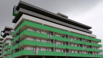 Vanzare Apartament 3 camere, 66 mp, Terasa 38 mp, zona Kaufland