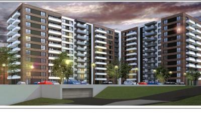 Vanzare Apartament 3 camere 65 mp Terasa 7.4 mp Posibilitate Parcare zona Iulius Mall !